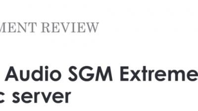 [필독] SGM Extreme HI FI + 리뷰 받다